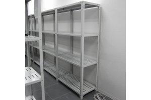システム棚製作施工工事